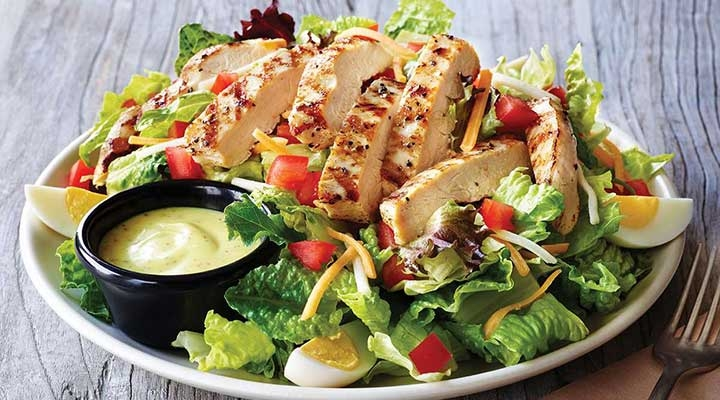is chicken salad on hiatal hernia diet